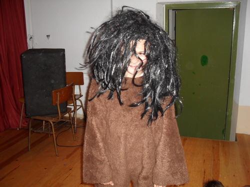 se le fue la pinza....del pelo