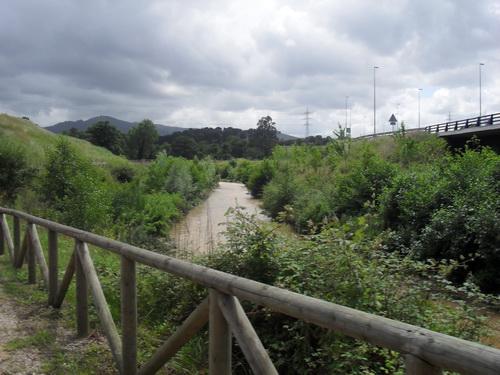 vista de la senda