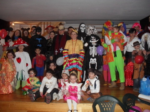 AV Granda - CARNAVAL 2012 - Asociacion de Vecinos Santo Tomas de Granda